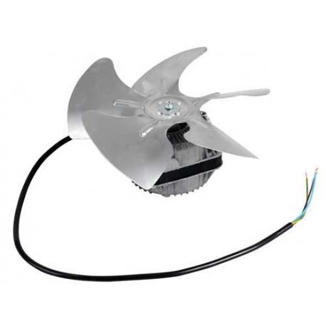 Ventilador Multianclaje 10w con aspa de 254 mm 1300/1500RPM Aspirante ideal para incubadoras caseras o como repuesto