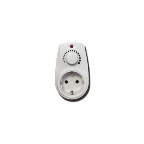 Regula la velocidad de ventiladores y extractores de 0 a 280w.