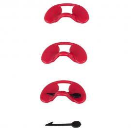 Gafas antipicaje Grandes cerradas con aguja