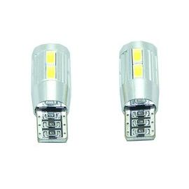 Pareja de bombillas LED CAN BUS T10 POSICION 10LEDS SMD
