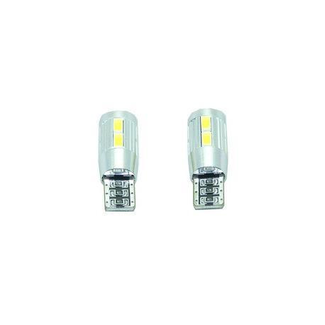 Pareja de bombillas LED CAN BUS T10 POSICION 10LEDS SMD