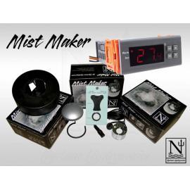 Kit Higrostato controlador de humedad y Humidificador de membrana