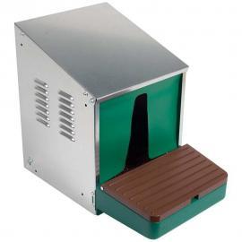 Ponedero de recogida automática para aves de corral