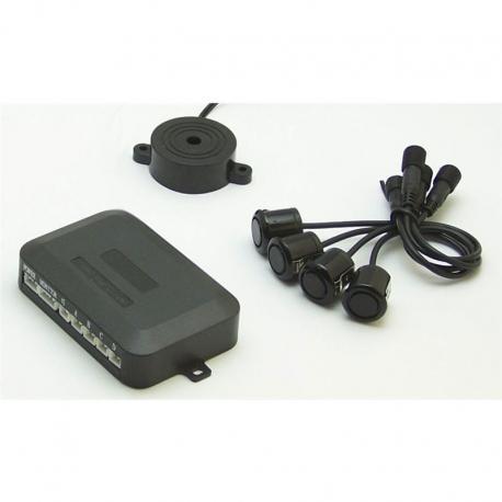Kit de sensores de parking 4 sensores con buzzer (ex)