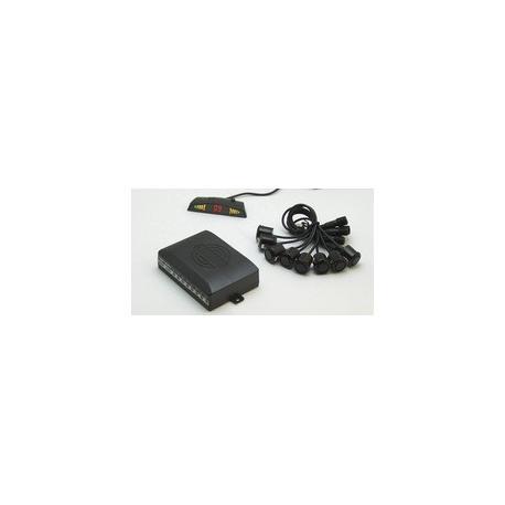 Kit de sensores de parking 8 sensores con pantalla exterior