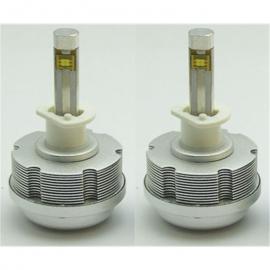 Pareja bombillas de led H1 30w 3600lm con Balastro interno SIN VENTILADOR
