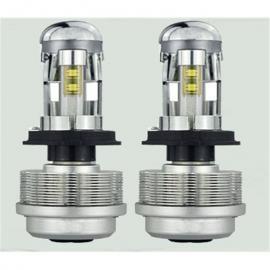 Pareja bombillas de led H4 30w 3600lm con Balastro interno SIN VENTILADOR