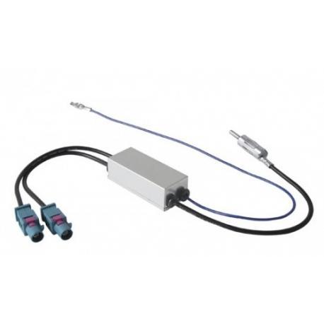 Adaptador Antena DIVERSITY VW GOLF V
