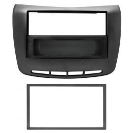 Marco adaptador autoradio DELTA 13 ISO/2DIN