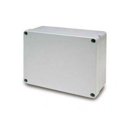 Caja plástica estanca ciega para montaje 220x170x85mm