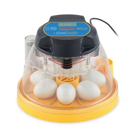 Incubadora Brinsea Mini II Advance 7 huevos de gallina