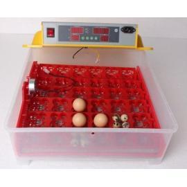 NUEVA Incubadora con volteo automático para 36/144 huevos