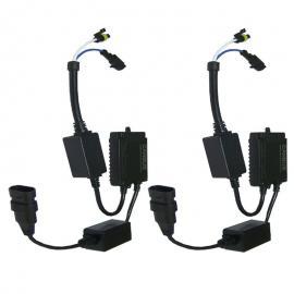 Nuevo Kit de Xenon 35W 6000K CANBUS DOBLE BORRADOR (Elige tus lámparas)
