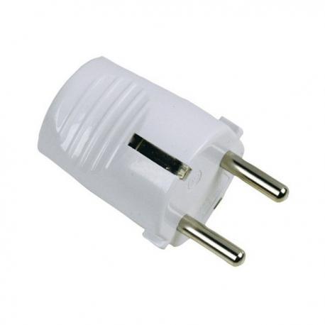 Cable de alimentación de corriente 1.5mm Azul Neutro