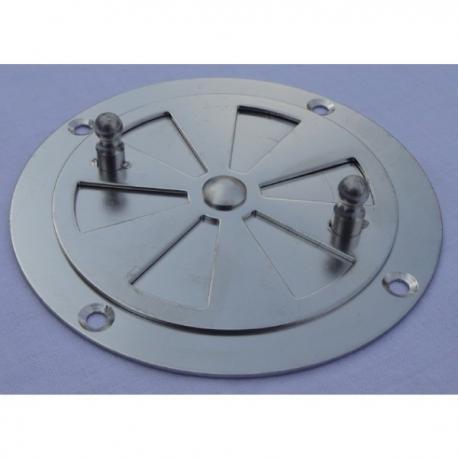 Rejilla para ventilación en incubadoras caseras 85mm
