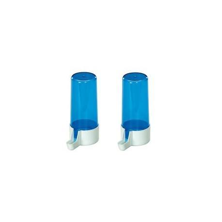 Bebedero plástico azul 50ml