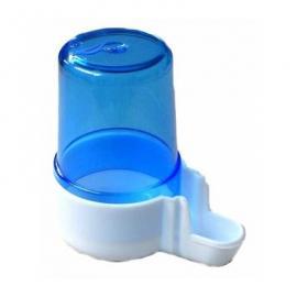 Bebedero plástico azul 150ml