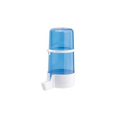 Bebedero plástico azul 400ml