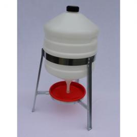 Bebedero plástico de 30 L