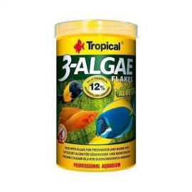 Comida para peces Tropical 3-Algae Flakes 250ml