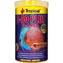 Comida para peces Tropical D-50 Plus 1000ml