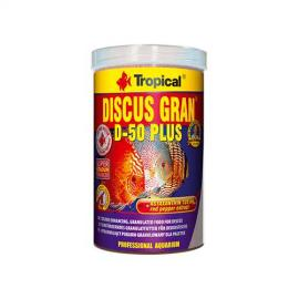 Comida para peces Tropical Discus Gran D-50 Plus 250ml