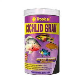 Comida para peces Tropical Cichlid Gran 250ml