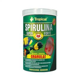 Comida para peces Tropical Spirulina Granulat 250ml