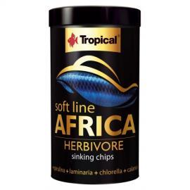 Comida para peces Tropical Soft Line Africa Herbivore 100ml