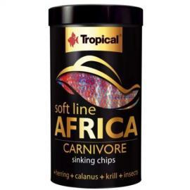 Comida para peces Tropical Soft Line Africa Carnivore 100ml