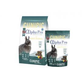 Comida para conejos CUNIPIC Alpha Pro Adult Rabbit 500GR