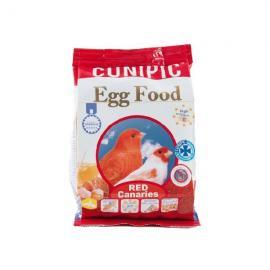Pasta de cría Roja Canarios CUNIPIC Egg food RED Canarios 250GR