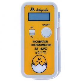 Termómetro Digital para incubadora con Sonda en grados Celsio y Fahrenheit