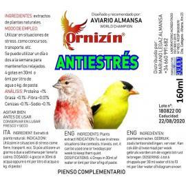 ORNIZIN Complemento Antiestres 250 ml