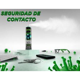 ARLO Higienizante AeroAlcohólico para superficies y habitáculos en formato de 500ml