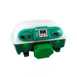 Incubadora River Systems ET24 SUPER digital automática 24 huevos / 96 cordoniz