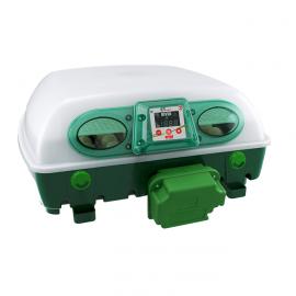 Incubadora River Systems ET49 SUPER digital automática 49 huevos / 196 cordoniz