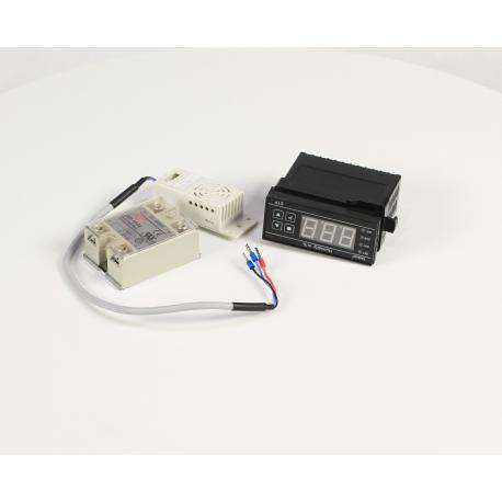 Termostato digital para incubadora STP