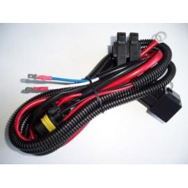 Kit de mazo de cables para H4 H / L mecánicas móviles