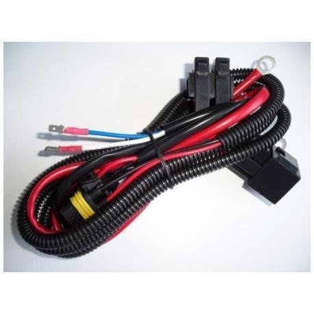 H4MOVING HID de mazo de cables para H4 H / L mecánicas móviles