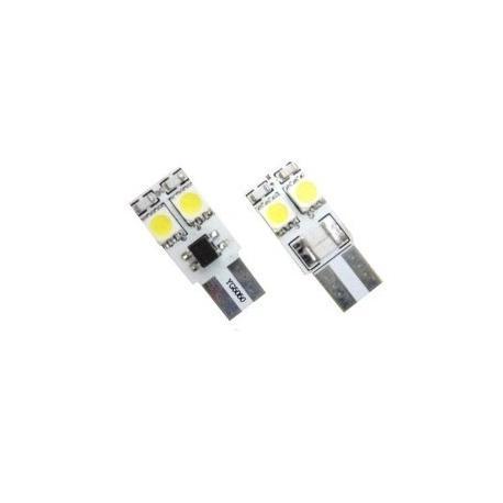 Luz de led pareja sistemas cambus doble led reflej