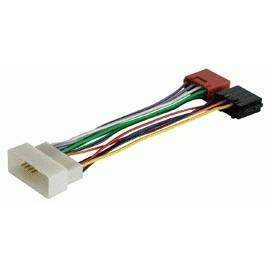 Cable para autoradios ISO Kia, Hyundai