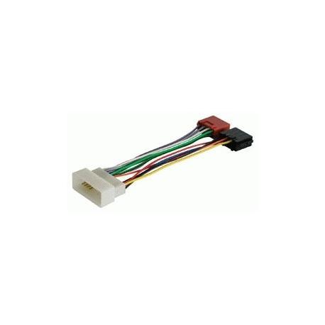 Cable ISO para alimentación y altavoces KIA SPORTAGE desde 2004