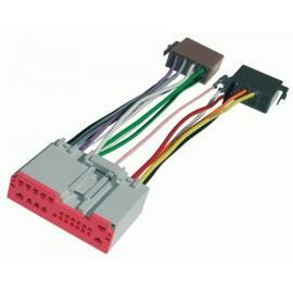 Cable ISO para alimentación y altavoces MONDEO 2003 ISO
