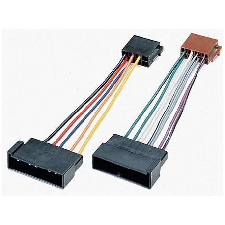Cable ISO para alimentación FORD desde 1992