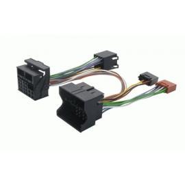 Cable ISO para alimentación altavoces y manos libres RENAULT Lagina 2008, Megane II 2009, Scenic 2009, Twingo 2009