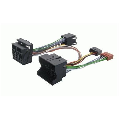 Cable ISO para alimentación altavoces y manos libres RENAULT desde 2009