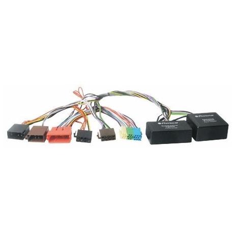 Cable ISO para alimentación altavoces y manos libres AUDI hasta 2007
