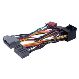 Cable ISO para alimentación altavoces y manos libres CHRYSLER desde 2002, Jeep Patriot 2008, Compass 2008