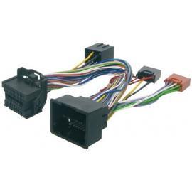 Cable ISO para alimentación altavoces y manos libres OPEL Meriva 2010, Astra 2010, Antara 2009, Insigna 2009, Chevrolet Cruze